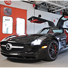 Clarkstown International Collission, Rockland County, Auto Commercial