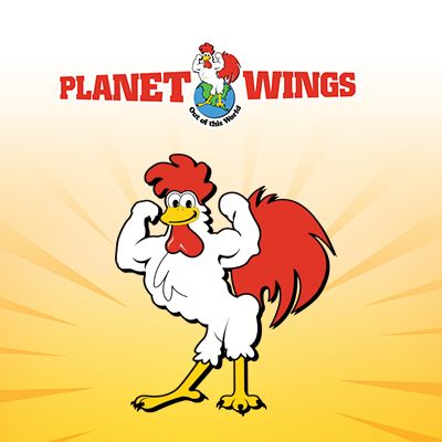 Commercial, Westchester, Food, REstaurant, chain, franchise, Planet Wings